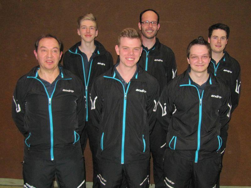 1. Herren Rückrunde 2014