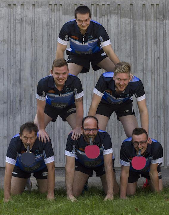 Herren I - Saison 2015-2016 - Landesliga