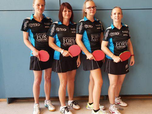 Damen II Saison 2018/2019