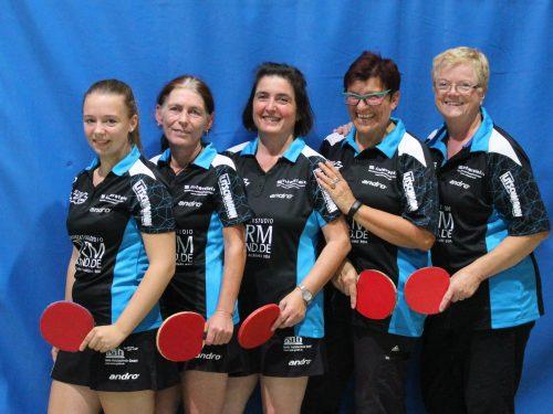 Damen IV Saison 2017/2018
